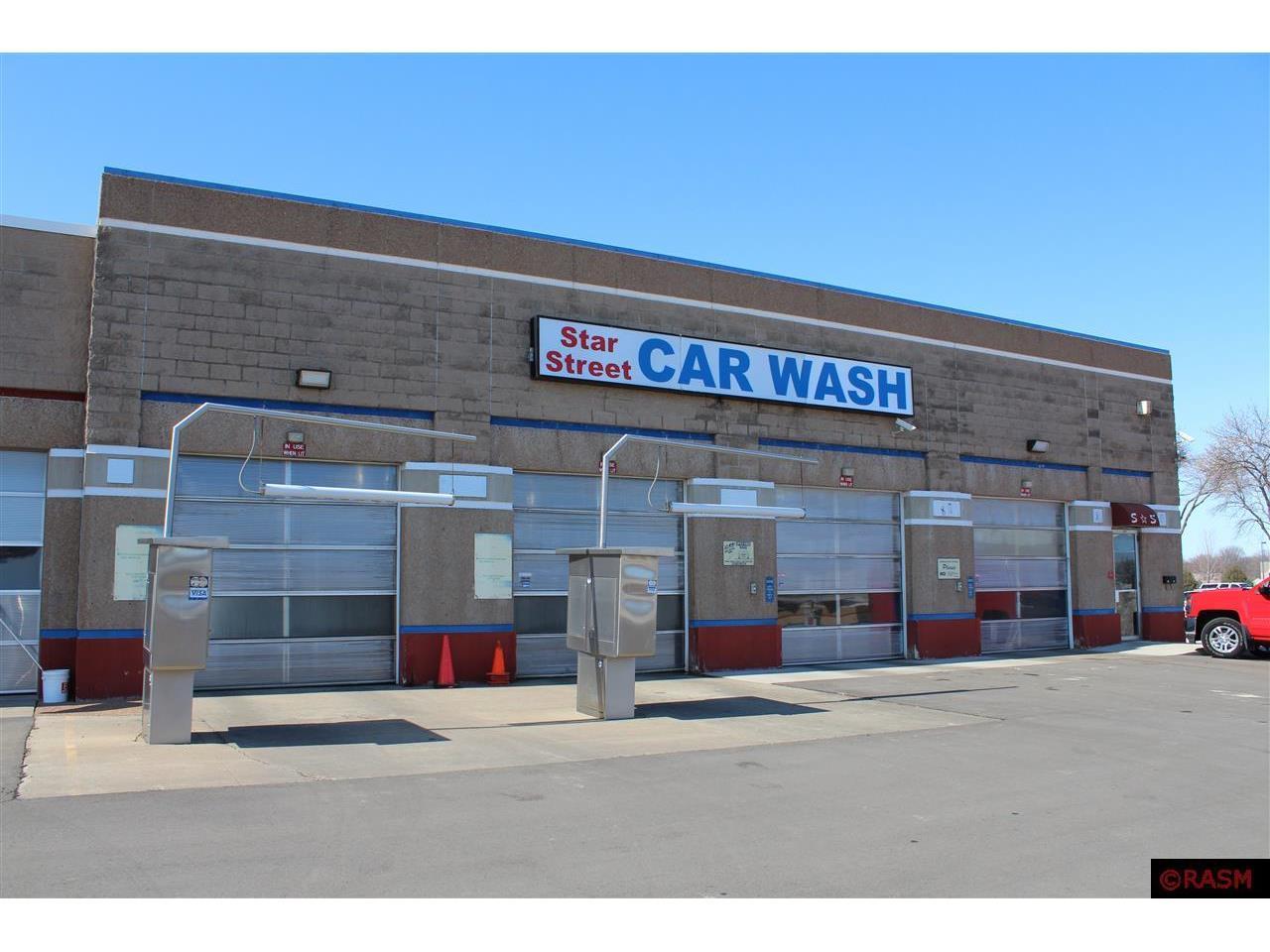 Garage Auto Repair Commercial Real Estate For Sale Delaware: 1680 Madison Avenue, Mankato, MN 56001