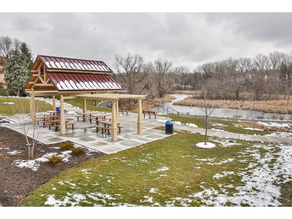 Recent park upgrades can be yours with a short walk.