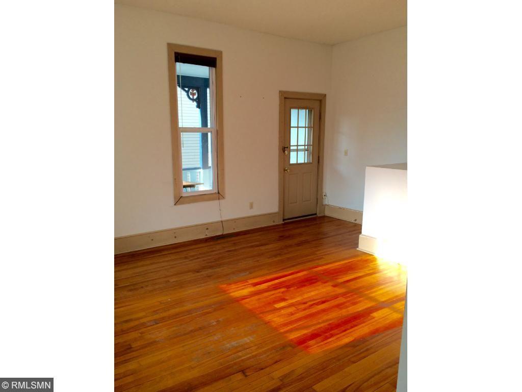 Front 3-Bedroom Unit - Living Room