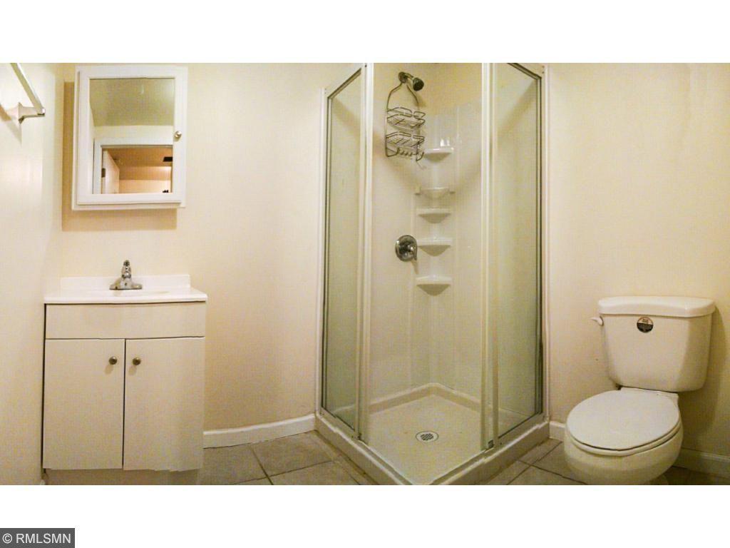 Back 5-Bedroom Unit - Lower Level Bathroom