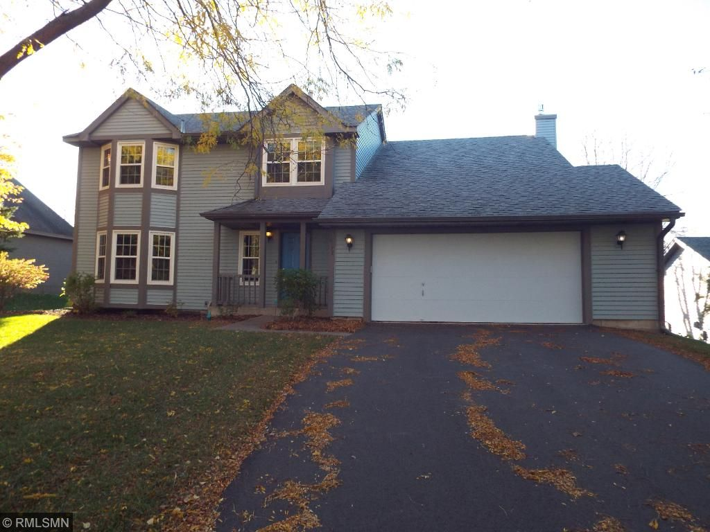 Traditional Two Story with New Maintainence Free Aluminum Siding and Roof in 2005. Also New Apshalt Driveway in 2015