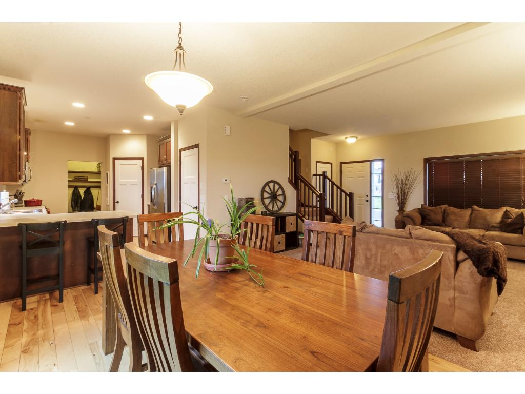 Spacious open floor plan great for entertaining or just relaxing with family.