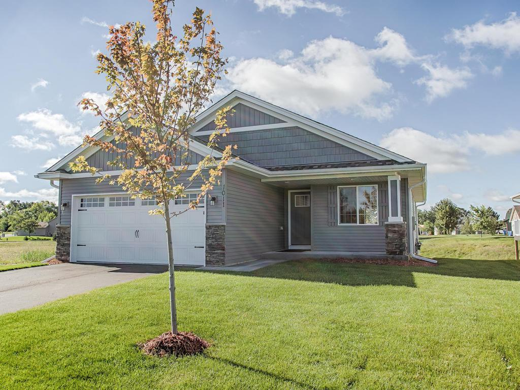 This home is under construction.  It is sold. Picture of similar model.  Other lots available.
