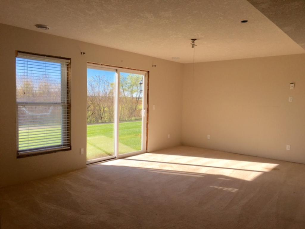Lower level walk out Family room~