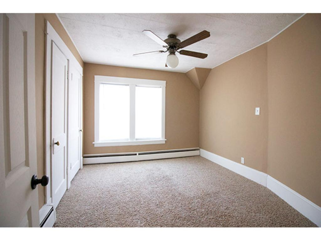 Roomy Bedroom 2 - 10' x 12' with Double Closet