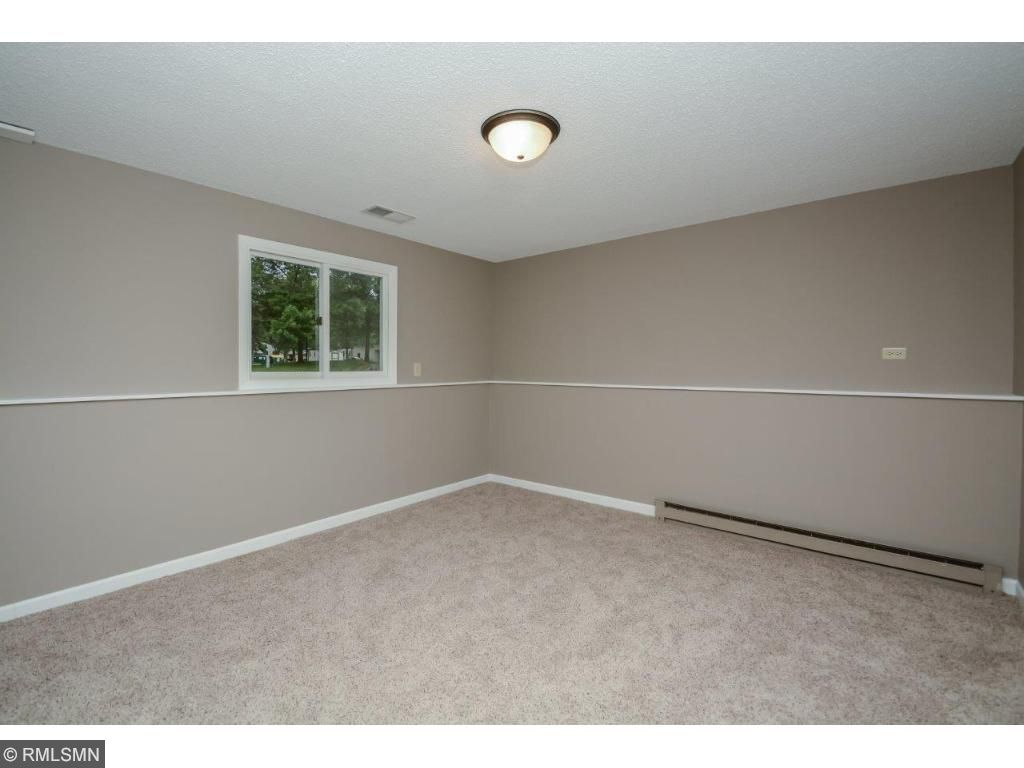 3rd bedroom on the lower level!
