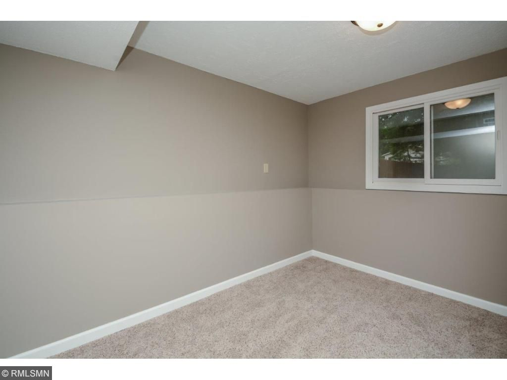 4th Bedroom on the lower level!