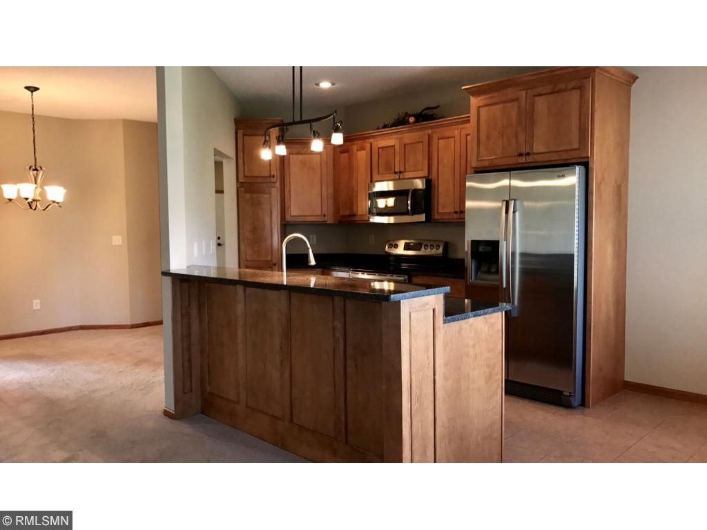 Updated Kitchen with Granite Tops and SS Appliances