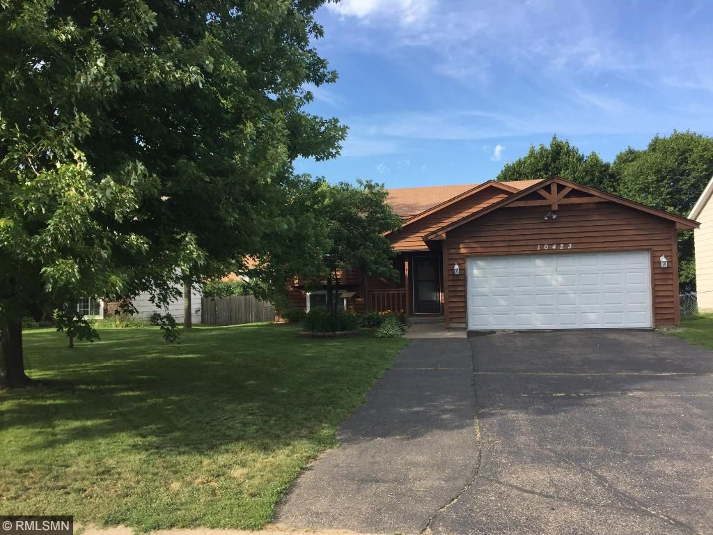 This gorgeous home is ready and waiting for you!  It has just the right amount of shade and sun.