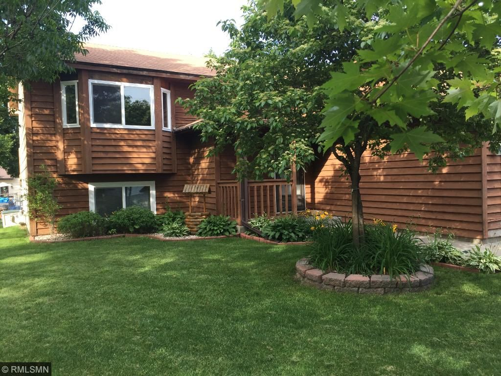 All new windows in this home and beautiful landscaping.