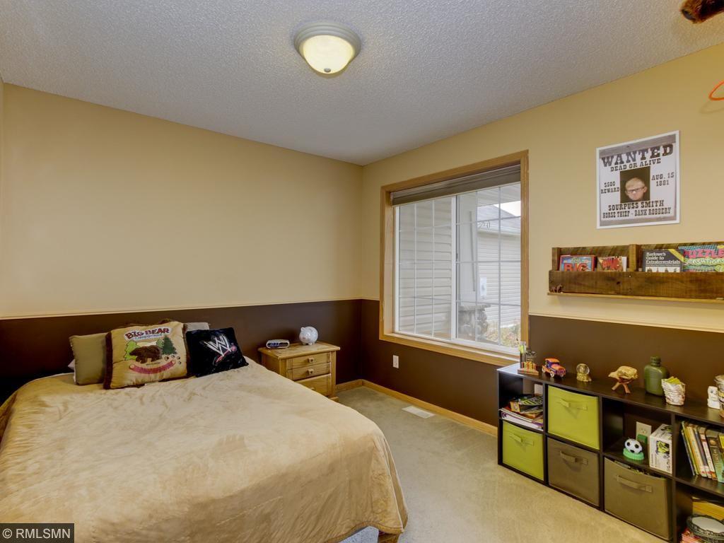 Main floor 2nd bedroom