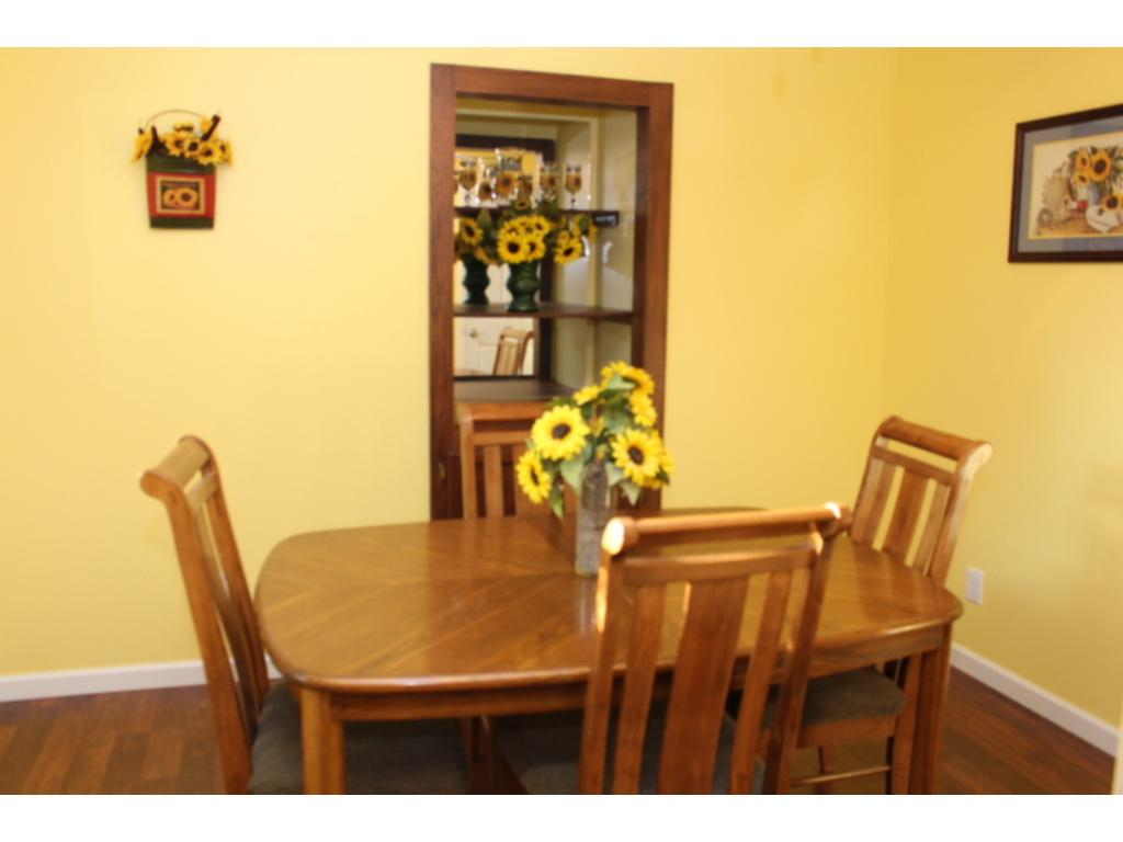 Enjoy cooking in this updated kitchen!Appliances, flooring, lighting & fresh paint.