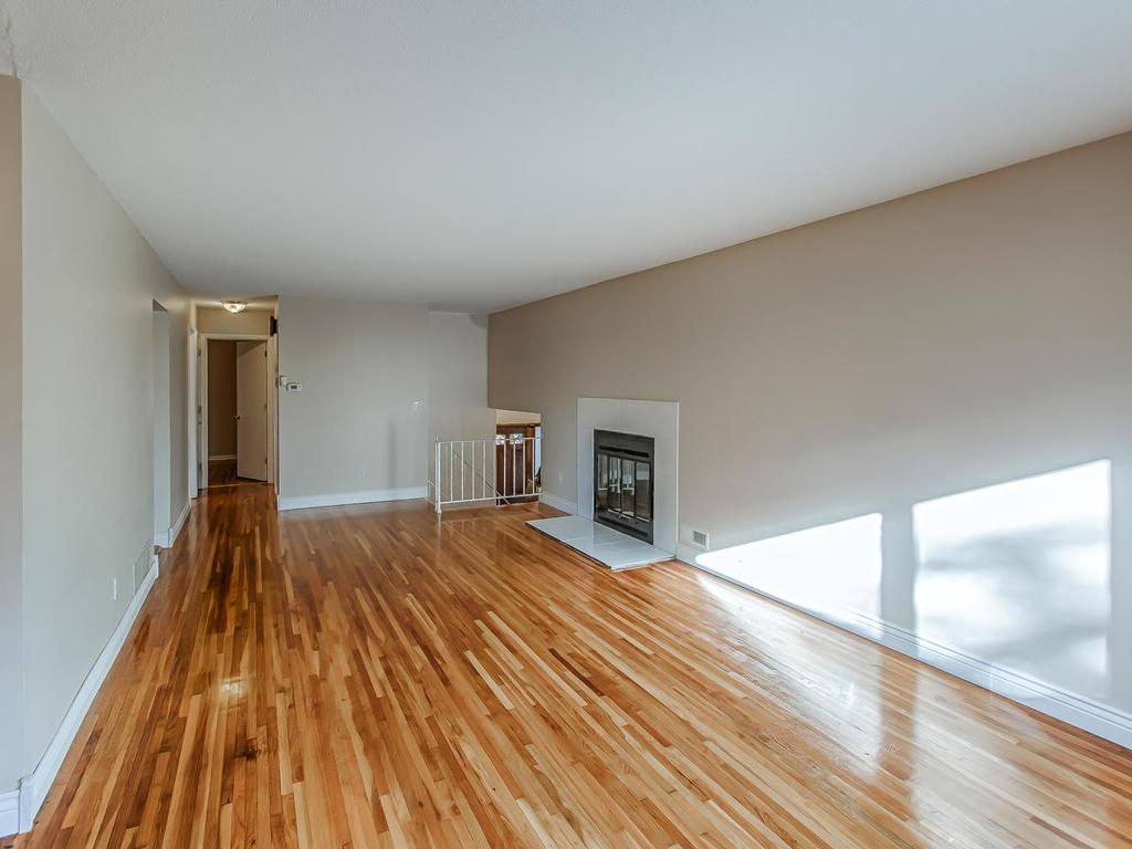 Tons of natural light throughout
