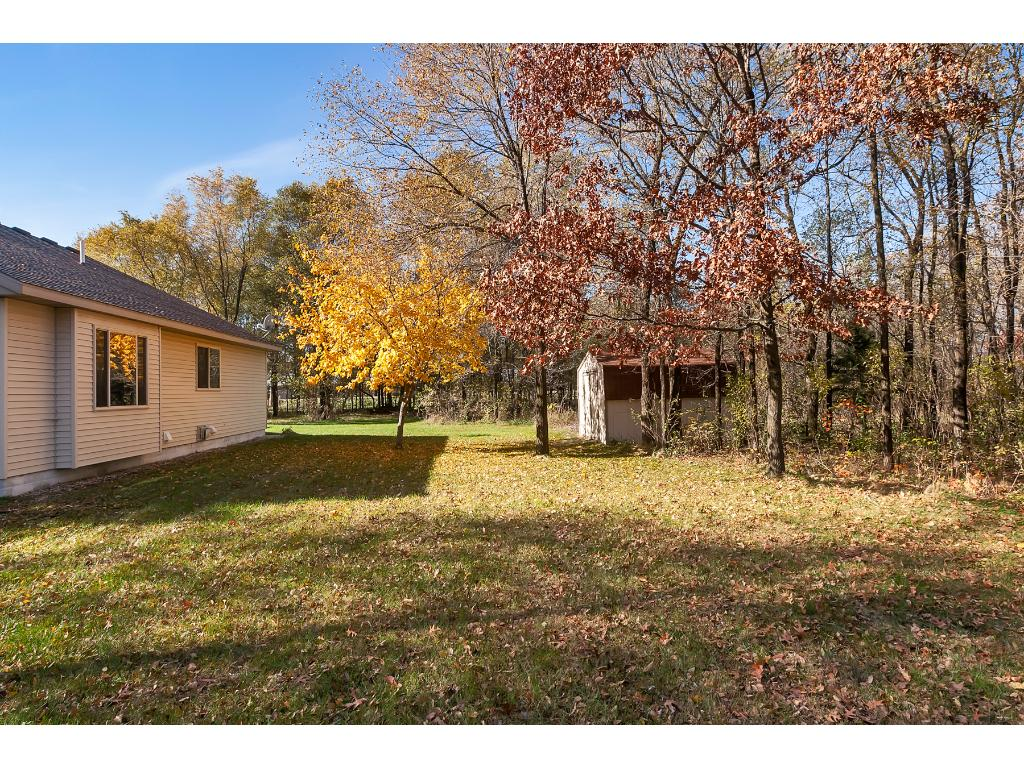 The home has an attached 3 stall heated garage and also a 24'x26' detached garage.