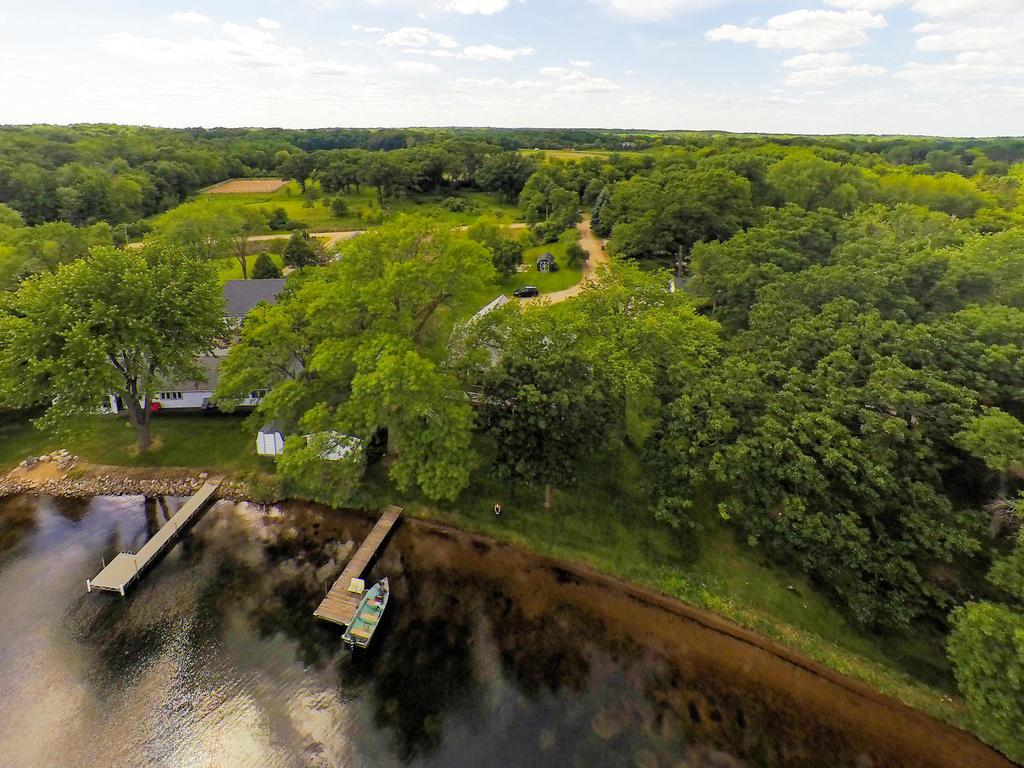 Beautiful Lake Shore Located on a Private Road!  You can have that lake fun and yet be only minutes from any convenience!