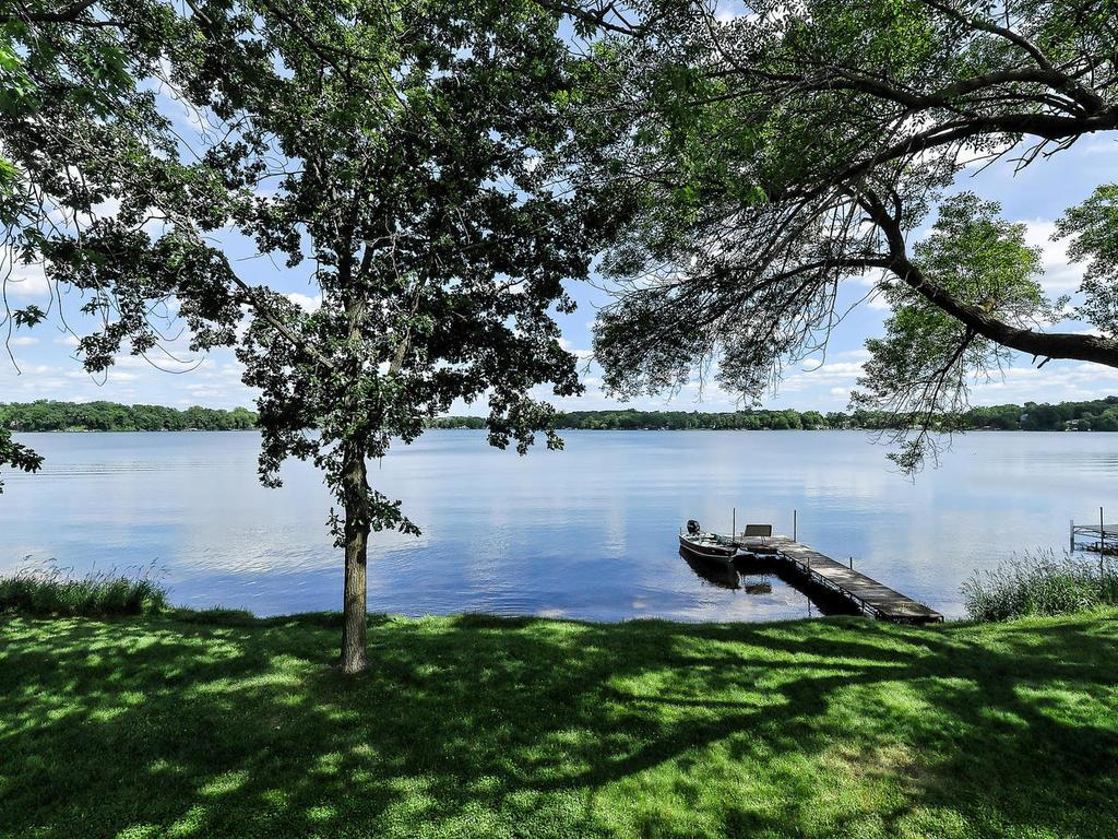 Nothing Beats the Lake on a Hot Summer Day! Lake Ida is a Gem for Recreation and Fishing, yet Close to Everything You Need!