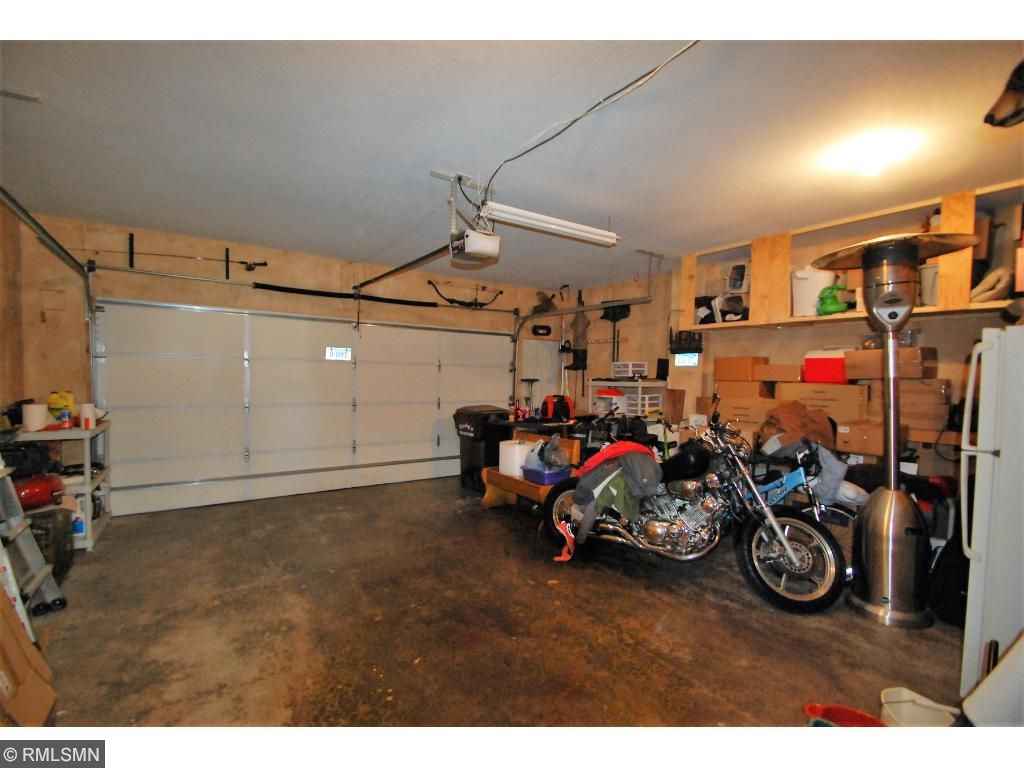 Large Finished Garage