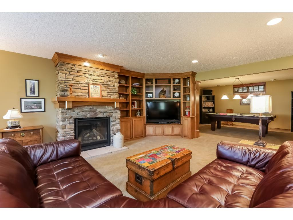 Great space to entertain and relax