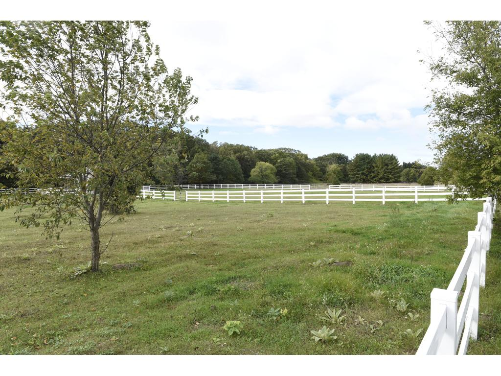 You and your horse(s) will not be disappointed with what this home and property offer.  Enjoy quiet evenings at home, walking/riding your horse and having room for chickens and goats as well!  This is a great hobby farm.