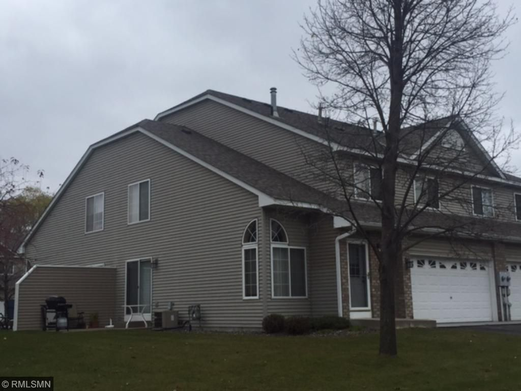 Welcome Home! Enjoy the many updates through out this end unit townhome on corner lot!
