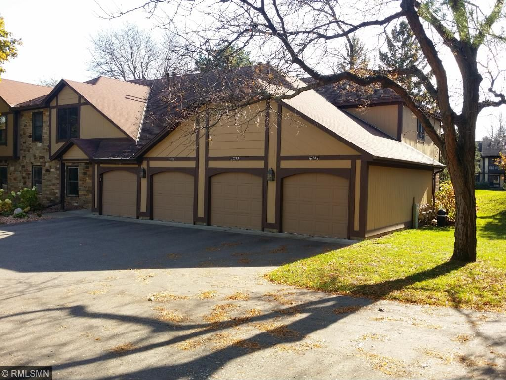 Garage on Right - with interior access!