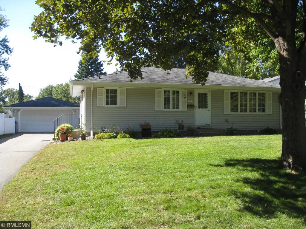 This updated rambler is in a great neighborhood, just blocks from Moir Park with hiking and biking trails.