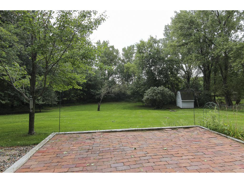 0.59 acre lot adjoins Epipany pond, park and wlking paths