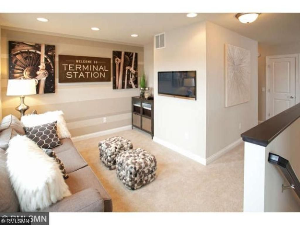 Pictures are of a model home