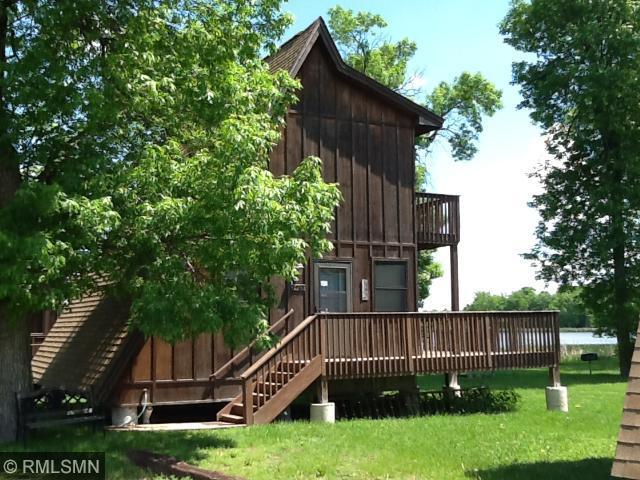 Furnished cabin get-away.