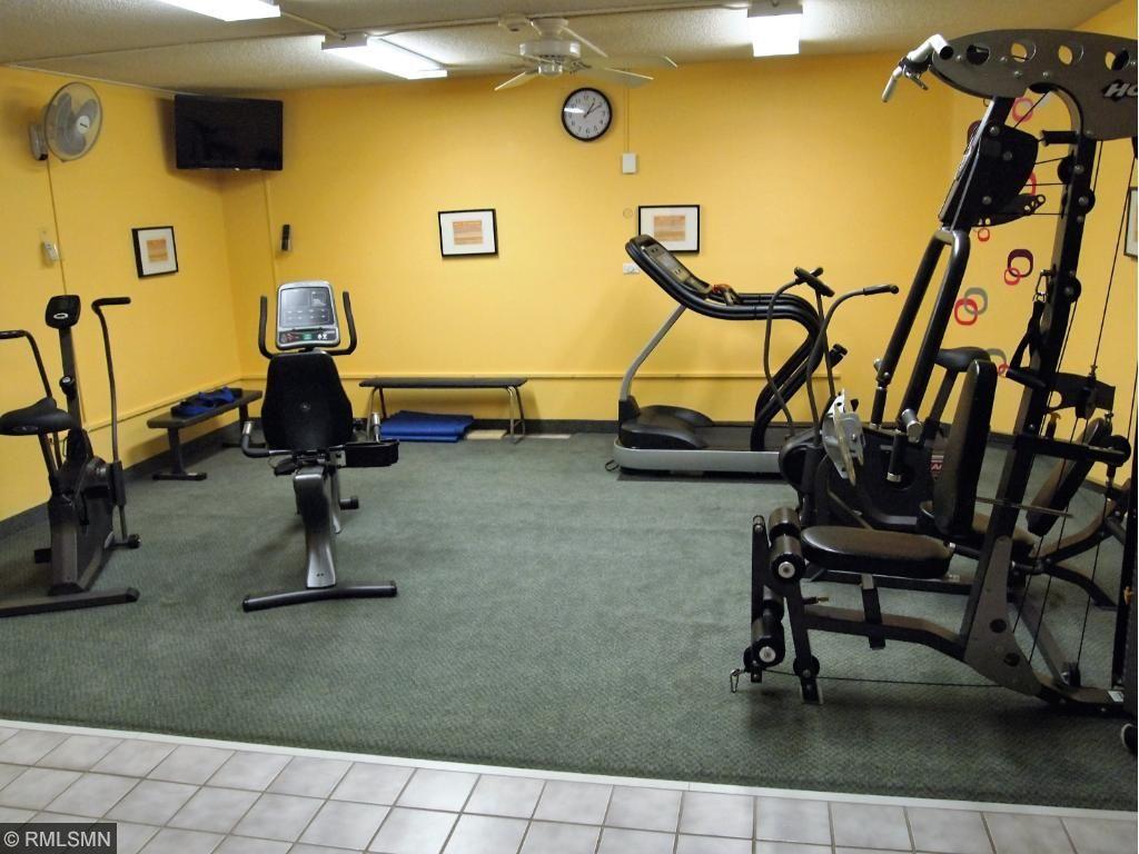 Exercise Areas