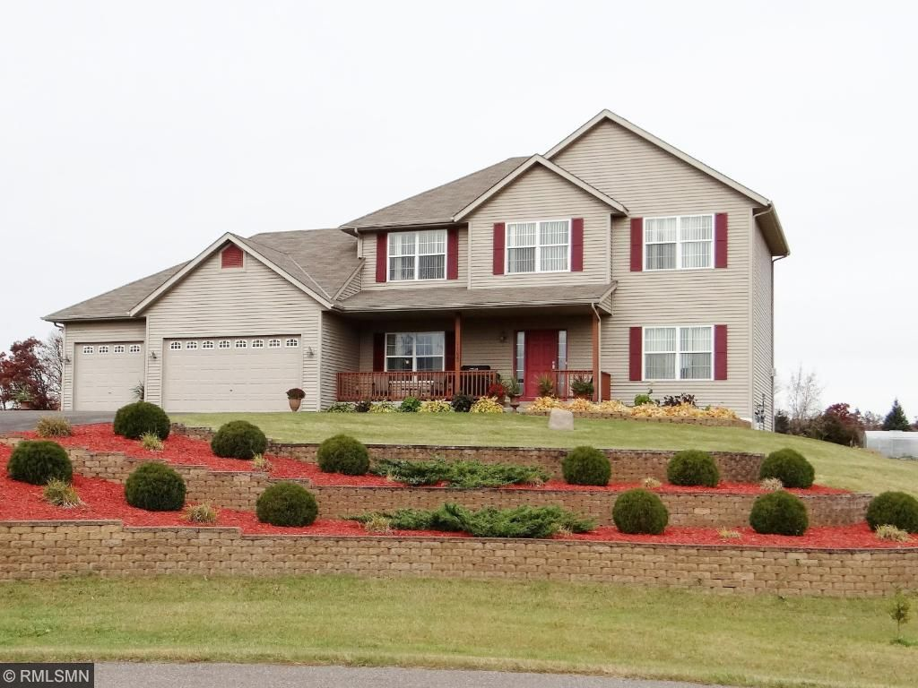 This Beautiful 2 Story 6BRs/4Baths with over 3,500 SqFt. Home is located on 2.5 acres W/ Lots of Privacy. On a Private Cul-de-sac. Beautiful Landscaping