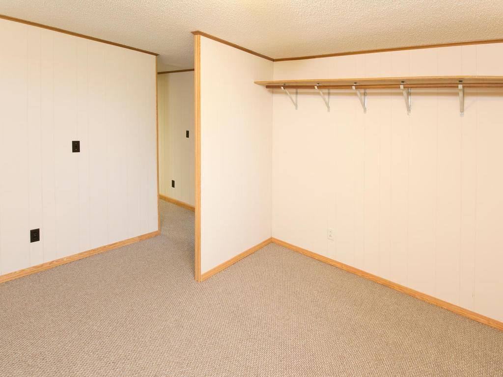 Need an extra room?  This would be a great exercise room.