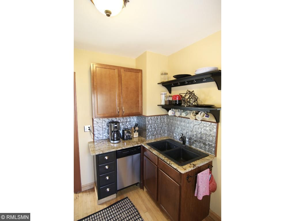 Kitchen Renovation with new cabinets, stainless steel appliances and granite in 2015.