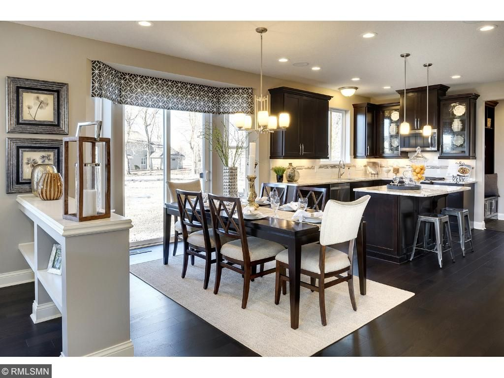 Spacious kitchen and dining areas!Photo of like home.
