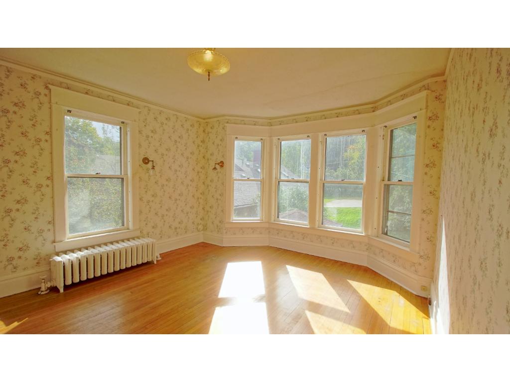 1st Bedroom on upper level