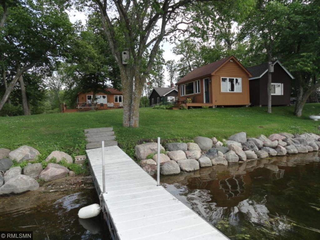This property has everything you need for your lake get away!