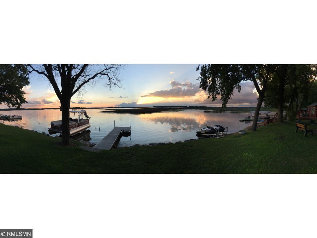 Beautiful Clearwater Lake!  75 feet of lakeshore to be enjoyed.