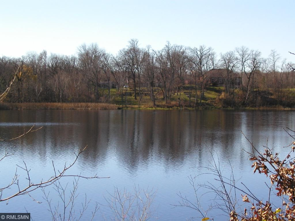 View of property from E. side of lake.