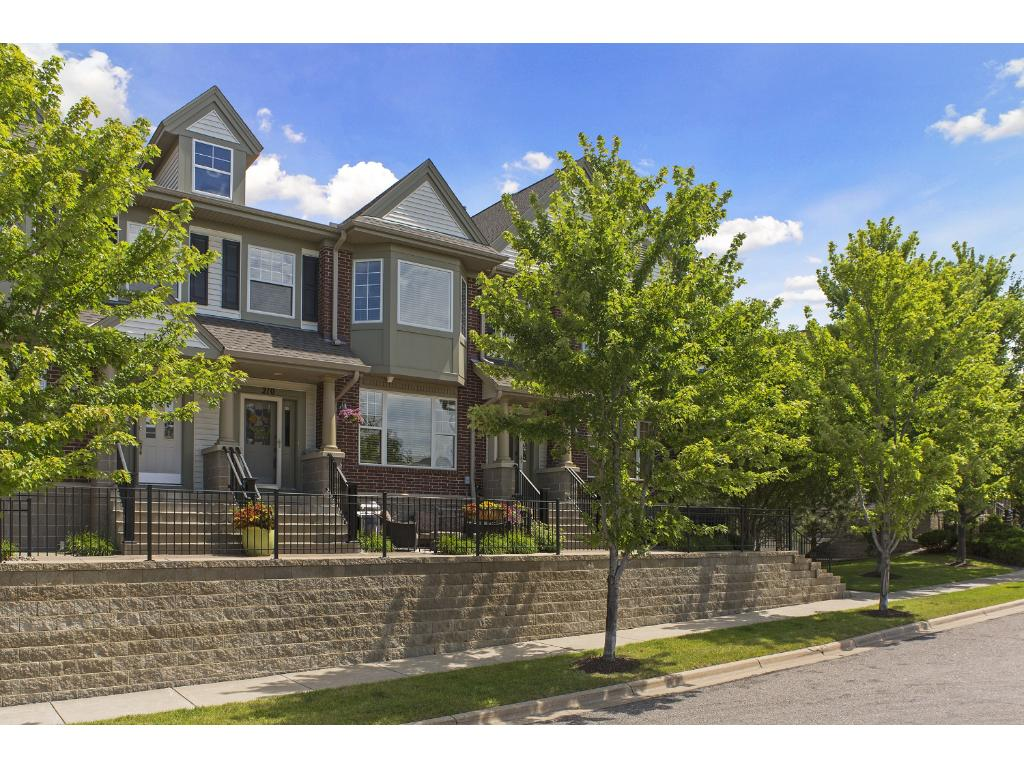 Located in the sought after Hartford Commons neighborhood directly across the street from the Eden Prairie Mall