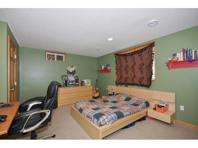 Lower level 17x15 Bedroom