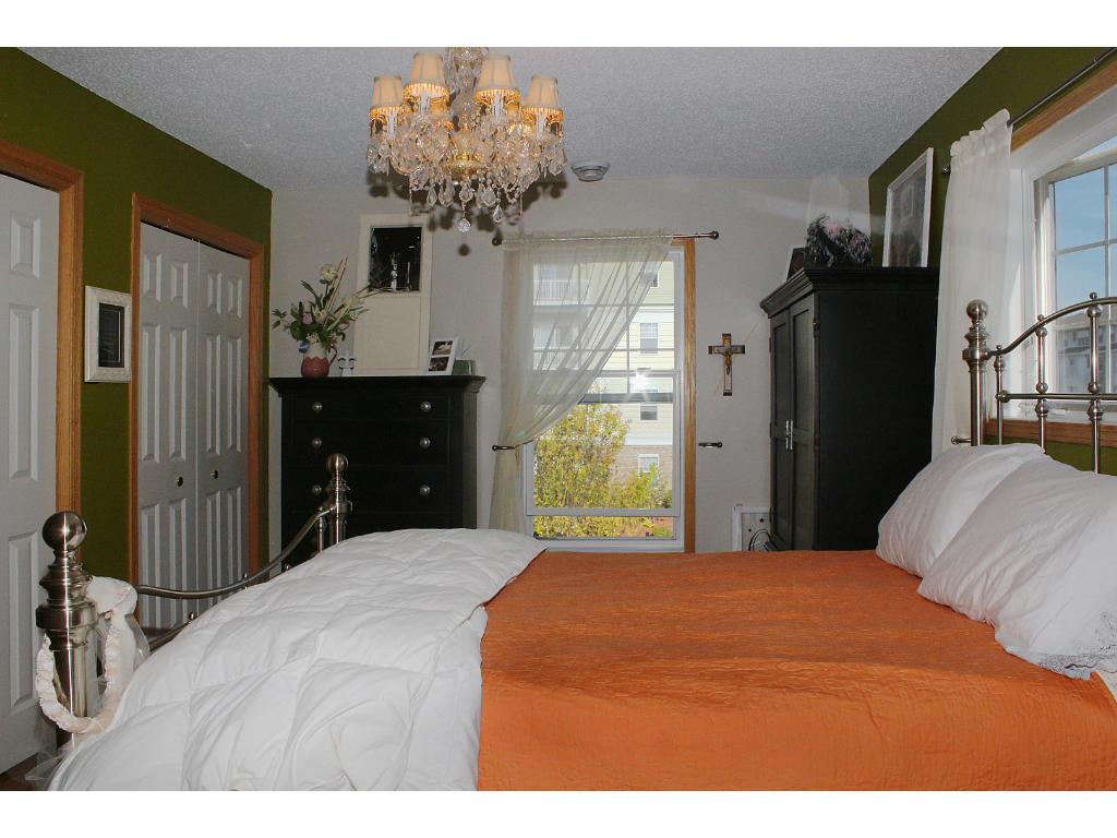 A master bedroom with a master bath is unheard of at this price point. Plenty of room for your queen or king size bed plus furniture.