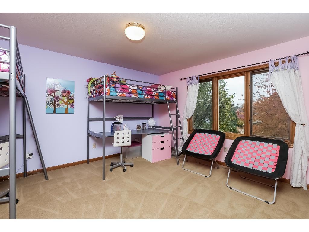 Upstairs Bedroom 3.