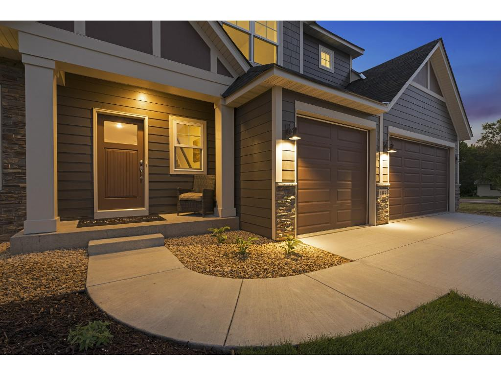 This 2-story features 2,400+ finished sq ft on the main and upper level. Concrete Driveway and full landscape package for $440k!
