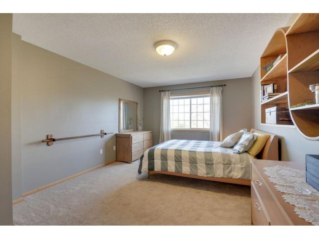 You will have all the room you need in this large master suite which features a large walk in closet and 3/4 master bath.
