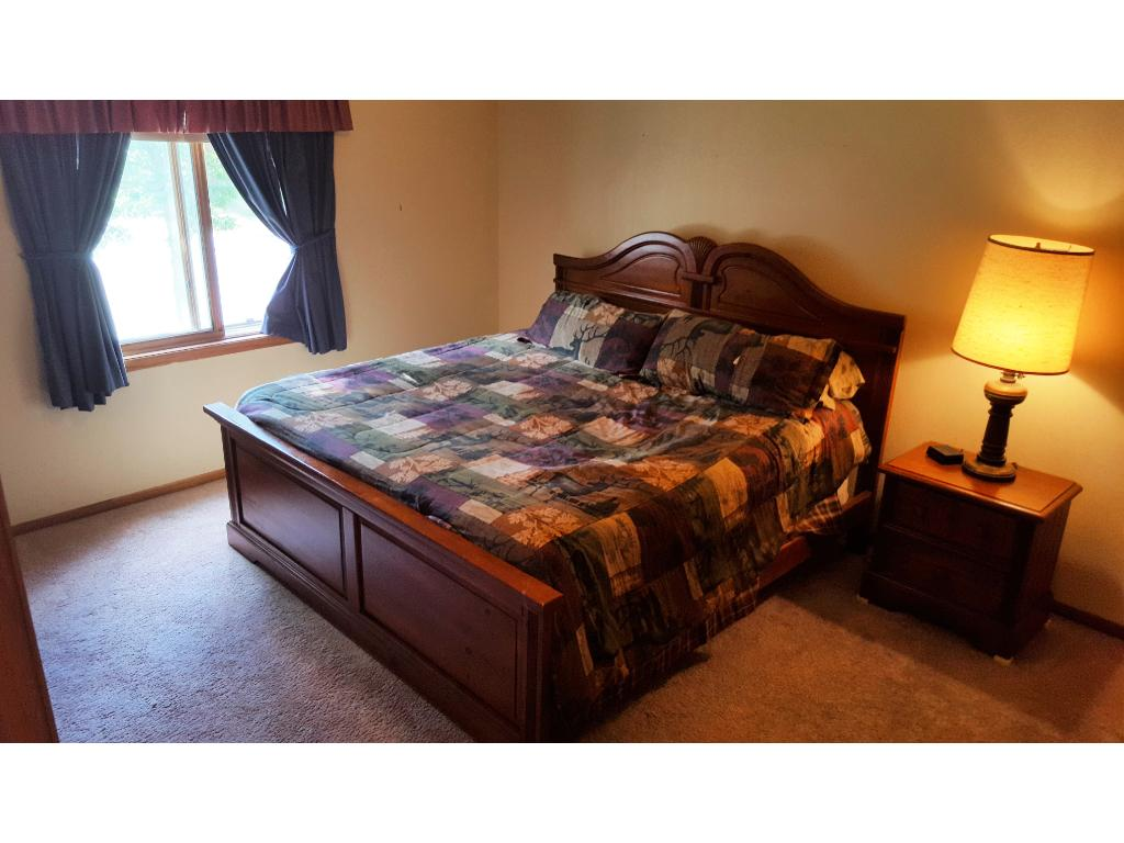 HUGE master suite will be your private sanctuary from the days stress.