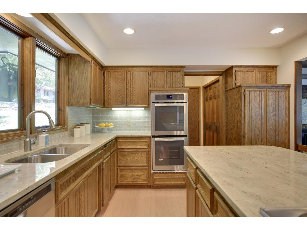 Space is perfect for casual entertaining or family life as Kitchen adjoins Family Room.