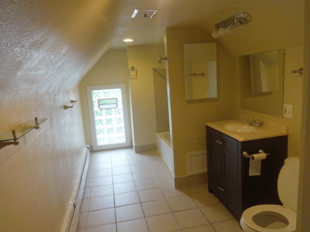 Super sized bathroom