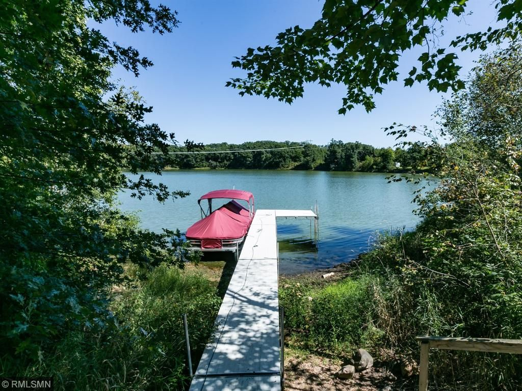 Enjoy the water on this quiet lake with great fishing.