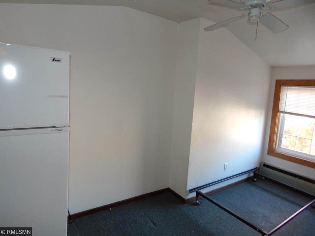 3rd level one bedroom unit.