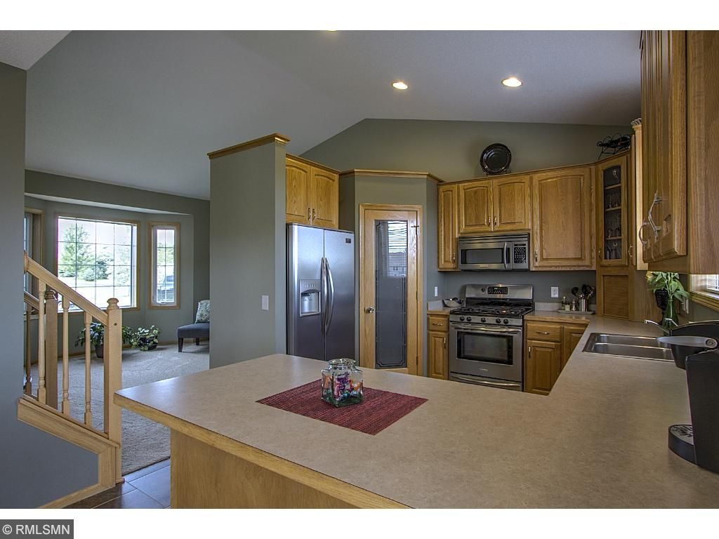 Open design with formal sitting room - perfect for reading, music, entertaining.